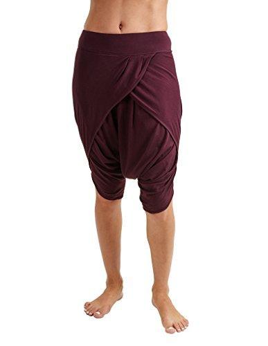 Proyog-Femmes-Biologique-Yoga-Dhoti-Short