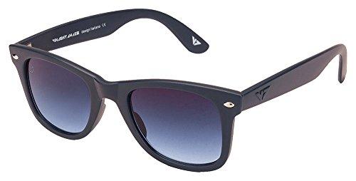 Vincent Chase VC 5147 Matte Blue Gradient C38 Wayfarer Sunglasses (105661)