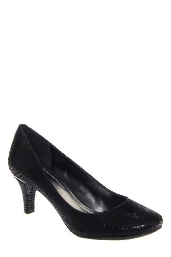 BCBGeneration Gumby Low Heel Round Toe Pump