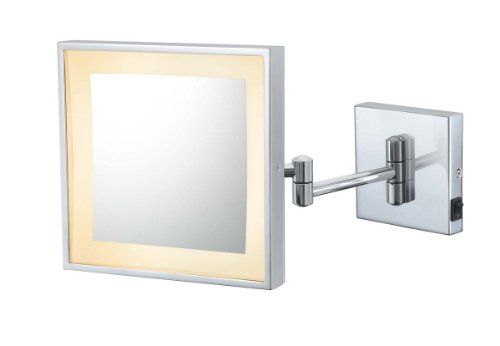 Wall Mounted Makeup Mirror With Light
