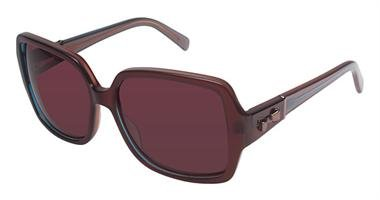 Ted Baker Women'S Sunglasses B560 Pinot/Wine Size 57