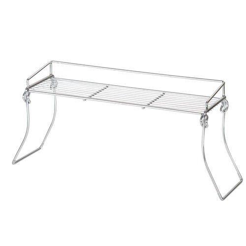 Mainstays Over the Sink Shelf, Chrome