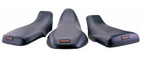 2006-2009 HONDA TRX 250 EX QUAD WORKS SEAT COVER HONDA BLACK, Manufacturer: PACIFIC POWER, Manufacturer Part Number: 30-12501-01-AD, Stock Photo - Actual parts may vary. (Honda 250 Ex Seat Cover compare prices)
