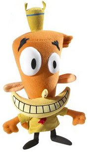 Buy Low Price Mattel Cartoon Network Smack n' Yak Plush Figure Lazlo (B000NW66DA)