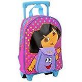 Dora the Explorer Toddler Rolling School Backpack