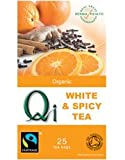 Qi Org White & Spicy Tea 25 Bag