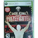 XBOX 360 Don King Presents PRIZEFIGHTER