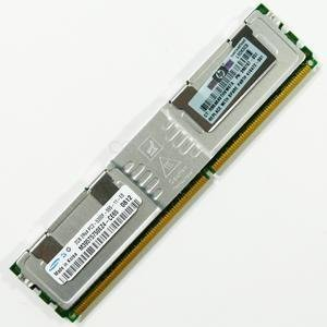 все цены на HP 2GB PC2-5300 DDR2-667MHz ECC Fully Buffered CL5 240-Pin Memory Module for HP ProLiant Servers 398707-051 онлайн