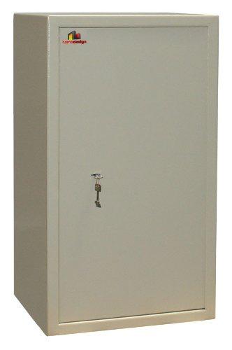 HomeDesignSafe Tresor Möbeltresor B HDS-85B Doppelbartschloss Sicherheitsstufe B nach VDMA 24992