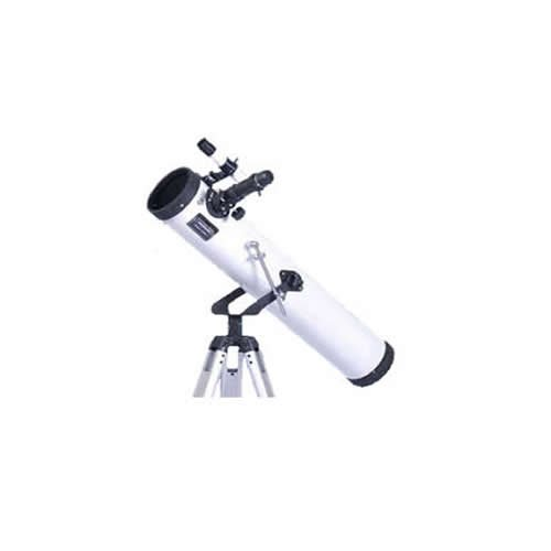 Genuine Professional Reflector Astronomical Telescope DynaSun 76x700 mm with Tripod and Accessories