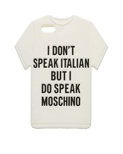 Moschino Cheap & Chic Funda iPhone 5/5S