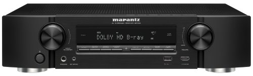 Marantz NR1604 Slim Line 7.1 Network Receiver with AirPlay