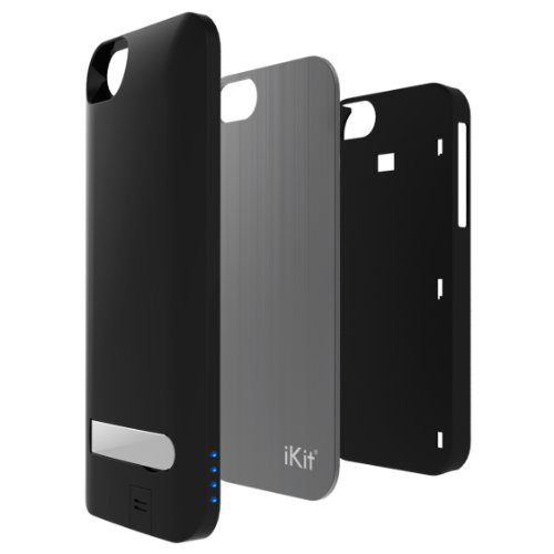 iKit 1900mAh Charger Case Power Bank (For iPhone 5)