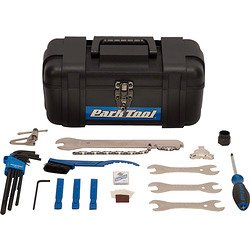 Park Tool SK-2 Home Mechanic Starter Kit Blue, One Size (Derailleur Cable Cutter compare prices)