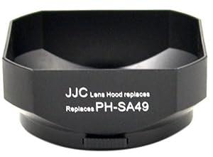 Sonnenblende LH-SA49 für Pentax smc 2.4/35 DX, smc FA 1.4/50mm, smc FA 1.7/50mm, smc F 1.4/50, smc F 1.7/50mm, smc A 1.4/50mm, smc A 1.7/50mm, smc A 2/50mm