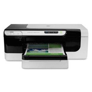 Hp Officejet Pro 8000 A809N Printer - Color Inkjet - 35 Ppm Mono - 34 Ppm Color - 4800 X 1200 Dpi - Usb, Network - Ethernet, Wi-Fi - Pc, Mac