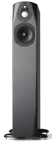 Nht Classic Four Floor Standing Tower Speaker-Right (Piano-Gloss Black, Single)