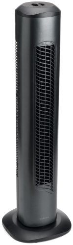 Holmes Tower Fan HT26-U, Black
