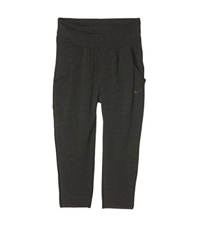 Nike Pantalone Felpa Obsessed Capri [Antracite]