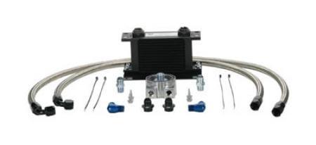 Stillen 400665 Setrab Oil Cooler Kit - 02-06 Altima / 02-08 Maxima 3.5L front-1078917