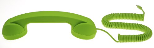 Native Union Pop Phone Soft Touch Retro Handset - Green