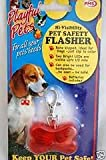 Bone Shaped Hi-Visibility Pet Safety Flasher, Christmas, Birthday, Anytime gift