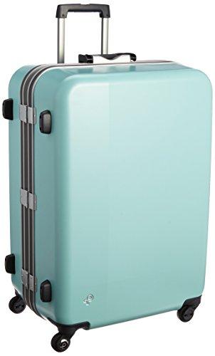 [プロテカ] Proteca 3年保証付 日本製スーツケース エキノックスライトU 96L 5.0kg 無料預入受託サイズ 00623 12 (ターコイズブルー)