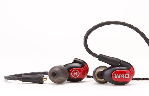 Westone W40 Quad Driver Universal Fit Noise-Isolating Earphones, 78504 (Westone Monitor Vault compare prices)