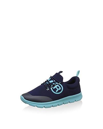 Superdry Sneaker Scuba Storm Runner blau