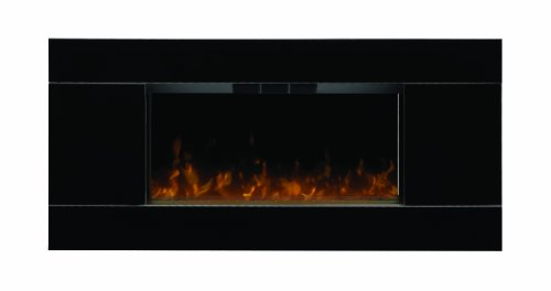 Dimplex DWF-5328B3A Lane Wall-mount 40-Inches by 19-Inches Electric Fireplace, Black image B00F108AQU.jpg