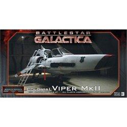 Battlestar Galactica Colonial Viper Mk II Fighter 1-32 Moebius