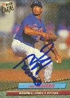 Jeff Fassero Montreal Expos 1992 Fleer Ultra ááAutographed Hand Signed... by Hall+of+Fame+Memorabilia