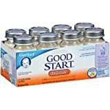 Gerber Good Start Gentle Baby Formula - Nursers - 3 oz - 48 pk