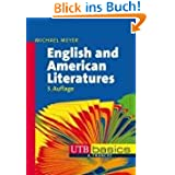 English and American Literatures. UTB basics