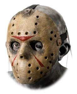 Jason Hockey Mask Accessory