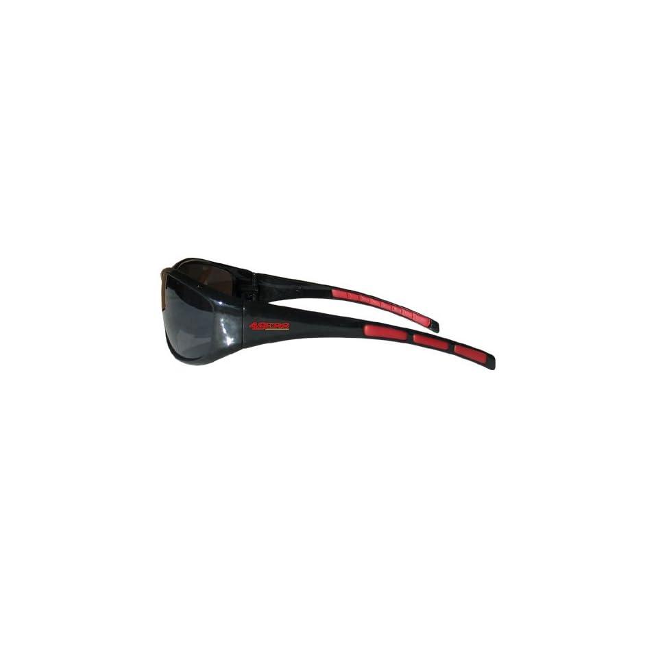 NFL San Francisco 49ers Wrap Sunglasses