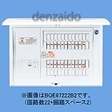 パナソニック(Panasonic) L無60A18+2エコ20A分岐+IH BQE86182B2