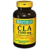 Good N Natural - CLA 1500 mg - 90 Softgel