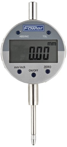 Fowler Digital Indicator : Fowler mm indi blue electronic indicator full