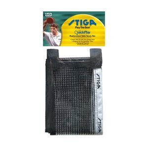 Read About Stiga Quickplay Replacement Table Tennis Net