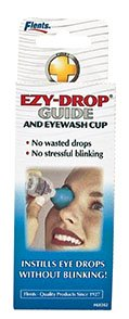 Ezy Drop Guide and Eye Wash Cup by API