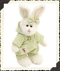 "Boyds Plush #917050 Tessie T. Nibblenose, 6"" Tall"