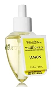 Lemon by Bath Body Works Wallflowers Home Fragrance Refill