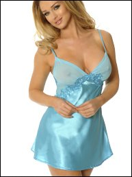 Mystical Mermaid Chemise