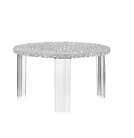 Kartell 8502B4 - Tavolo T-Table, Colore: Trasparente