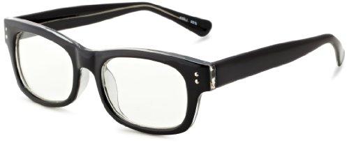 (ビームス) BEAMS 【WEB限定】 BEAMS / オリジナル眼鏡 BASE 11420095321 19 BLACK ONE SIZE