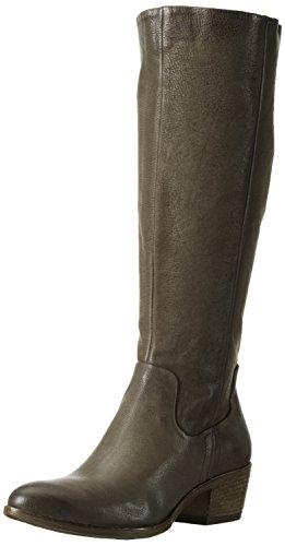 Mjus284312-0301-6321 - Stivali alti con imbottitura leggera Donna , Grigio (Grau (pepe)), 37