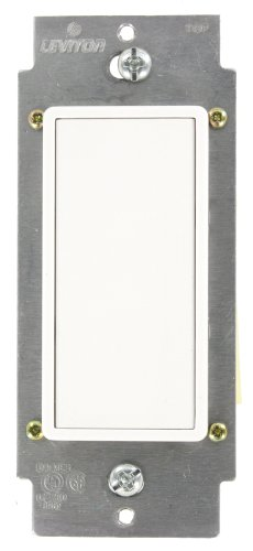 Leviton TT00R-10X, True Touch Digital Coordinating Remote Dimmer, 3-Way or more applications, White/Ivory/Light Almond