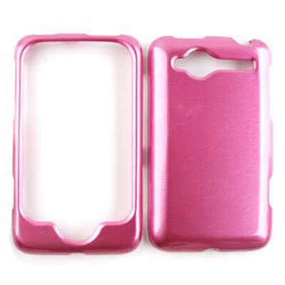 Click to buy HTC Wildfire Honey Pink Hard Plastic Case, hard Cover, Protector - From only $17.81