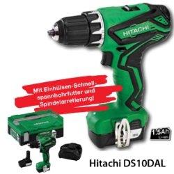 Hitachi AkkuBohrschrauber, 93104326  BaumarktRezension